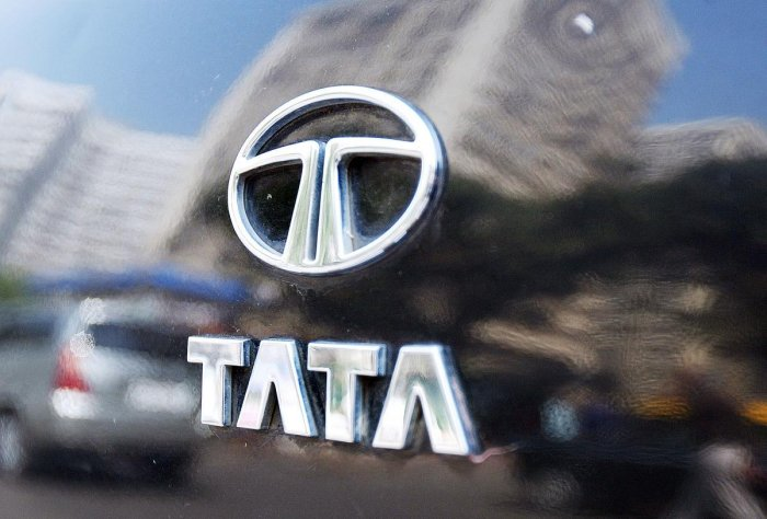 Later, some of these scrips such as Tata Motors and TCS bounced back and were trading with gains. Photo/AFP