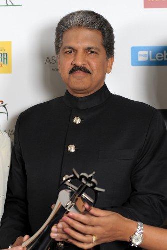 Mahindra Group Executive Chairman Anand Mahindra. (Getty images)