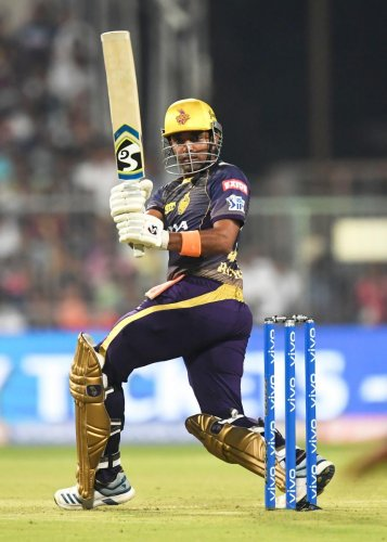 Karnataka's Robin Uthappa was bought by Rajasthan Royals for Rs 3 crore. (AFP photo)