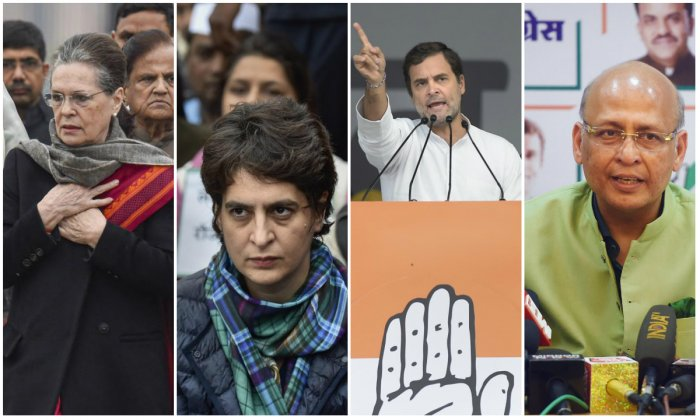 """As the government snapped internet and put travel restrictions to quell anti-Citizenship Amendment Act (CAA), Congress on Thursday accused the Modi government of imposing an """"undeclared emergency"""" in the country."""