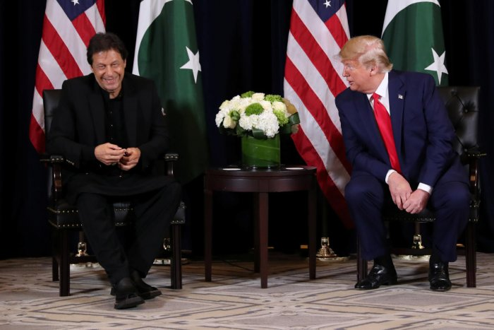 US- Pakistan military ties underscore warming relations which followed meetings between US President Trump and Pakistani Prime Minister Imran Khan, earlier this year.