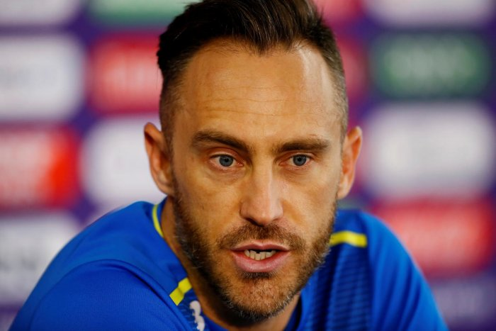 South Africa's Faf du Plessis. (Reuters file photo)