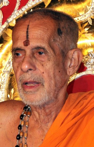 Vishwesha Theertha Swami