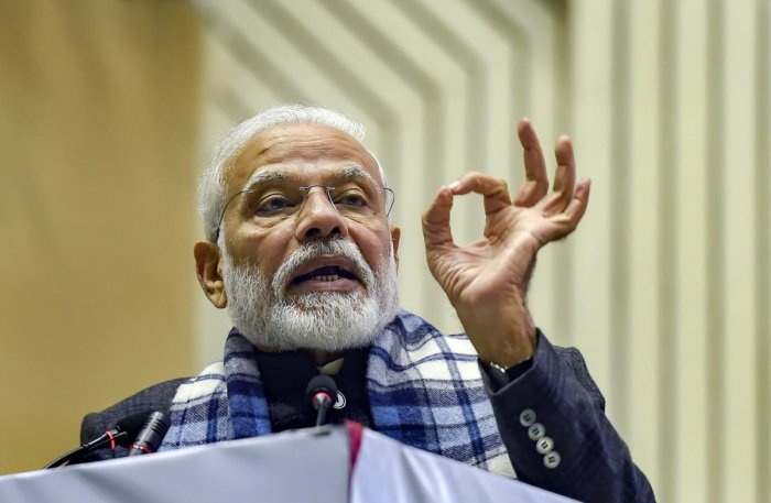 Prime Minister Narendra Modi called a meeting to check on the security amid the national uproar against CAA.