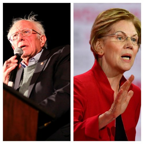 Senators Sanders, Warren and other lawmakers tweeted on Friday to express their support for Jayapal, accusing Jaishankar and India of trying to silence the voice of a US lawmaker. Photo/AFP