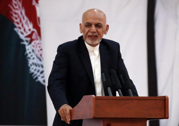 Ashraf Ghani. Reuters file photo