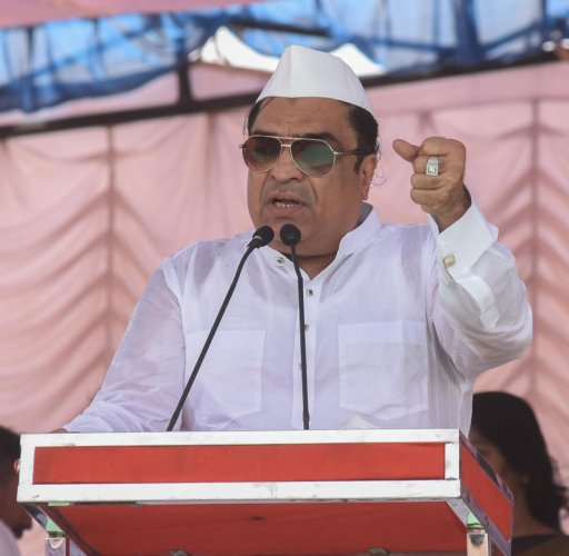 The former union minister said that none of the Muslims are afraid that they would be driven out of country after implementation of CAA or NRC. DH Photo