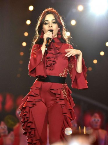 Latin sensation Camila Cabello