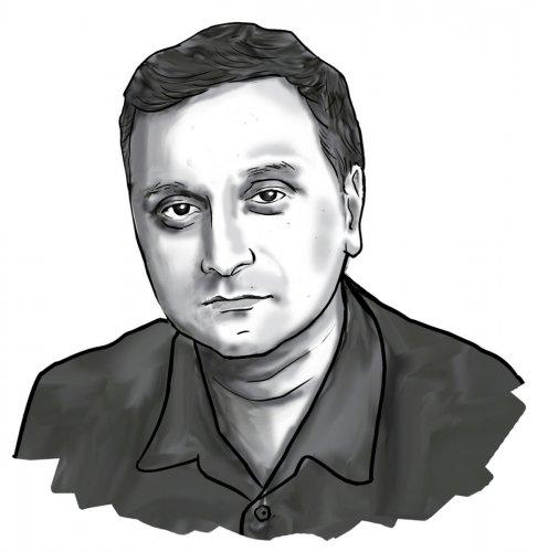Chandan Gowda always looks for new ways of looking@Chandan_Gowda73