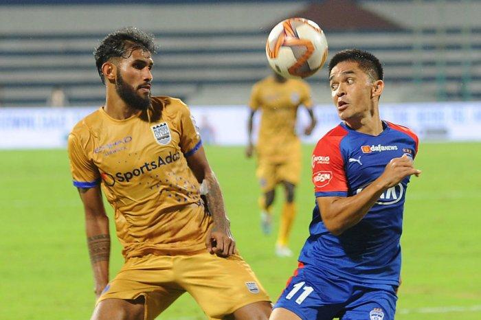 Having moved away from Bengaluru FC, Subhasish Bose has shown tangible improvement in his game at Mumbai City FC. DH Photo/pushkar v