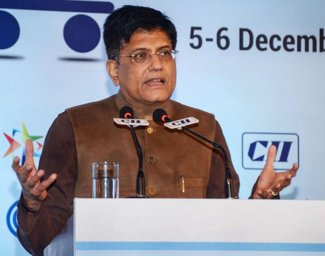 Union ministers Piyush Goyal will attend the meeting. (PTI file photo)