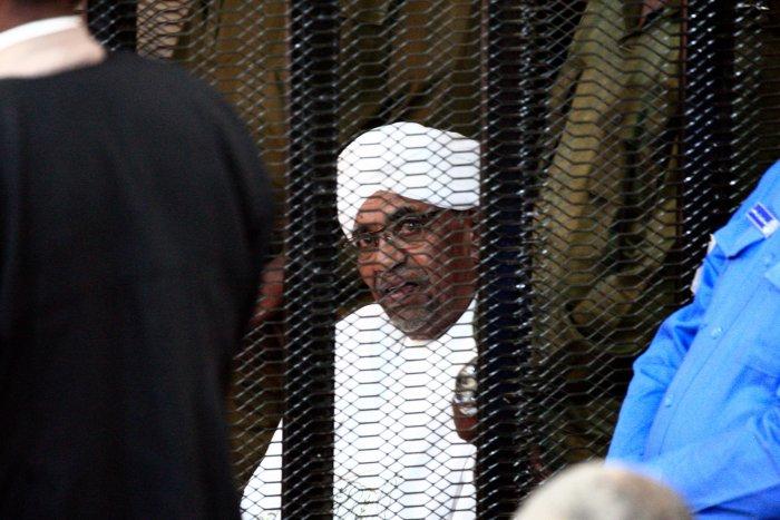 Sudan's deposed military ruler Omar al-Bashir. (AFP Photo)