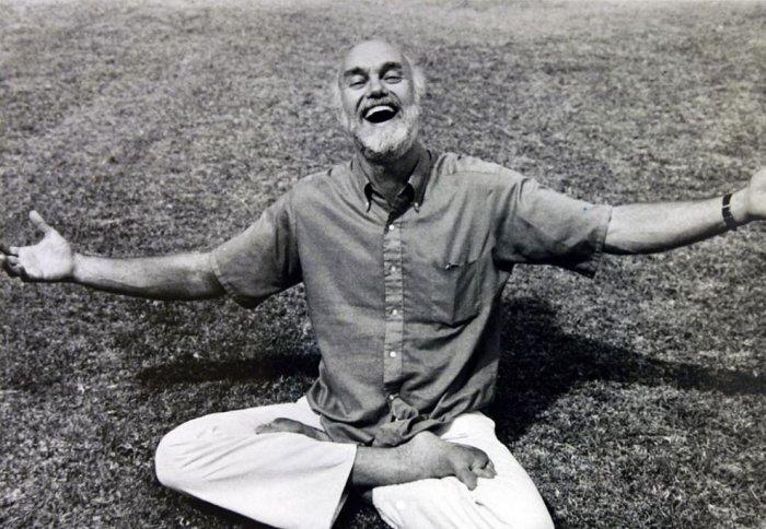 Baba Ram Dass. (Instagram/babaramdass)