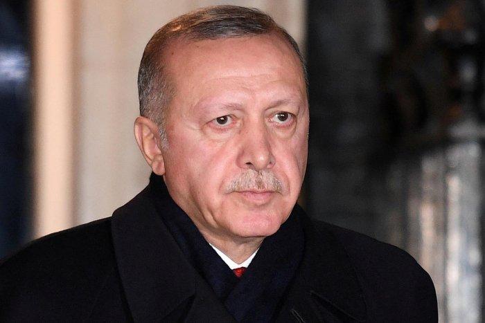 Turkey's President Tayyip Erdogan. (Reuters photo)