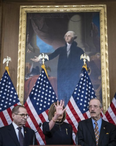 As per the sources, the chairman of House Foreign Affairs Committee Eliot Engel claimed that he was not aware of the inclusion of Pramila Jayapal and 2 other people in the list of lawmakers to meet S. Jaishankar. AFP/Getty