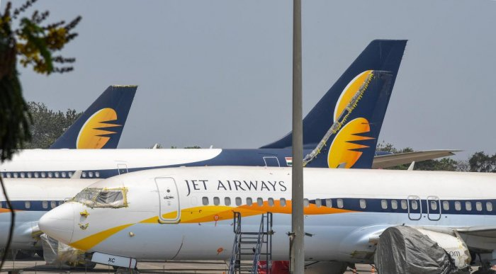 A view of Jet Airways. (PTI file photo)