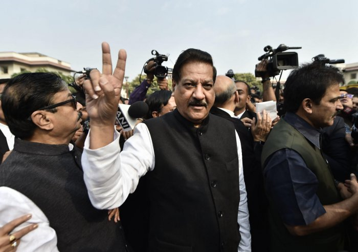 Referring to the BJP's defeat in the Jharkhand Assembly polls, he said the Amit Shah-led party claimed it will clinch more than 65 seats of the total 81, but did not manage to get even half of it.