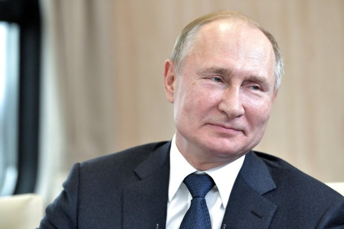 Russian President Vladimir Putin. (Reuters file photo)