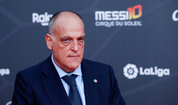 Tebas, 57, was the only candidate standing for the election originally scheduled for next October.