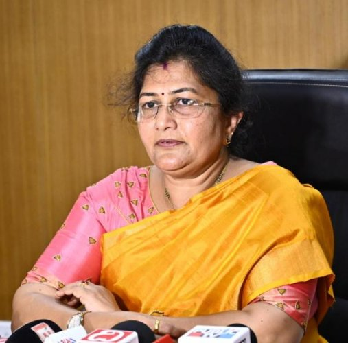 The opposition parties are creating confusion over the CAA, said Shashikala Jolle.