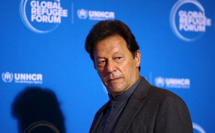 Pakistan's Prime Minister Imran Khan. (Reuters file photo)