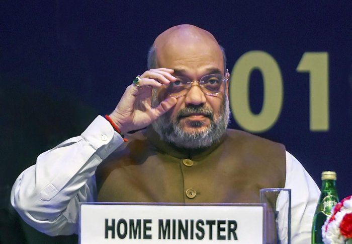Along with the annual report, replies to questions by the MHA and Shah's assertion on NRC in Parliament as well as during recent Jharkhand election campaign fly on the face of the claims of Prime Minister Narendra Modi that there was no discussion about a nationwide NRC in the government.