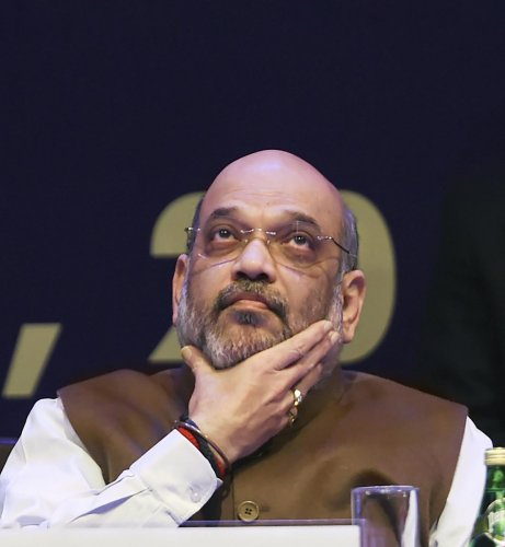 Home Minister Amit Shah. (PTI Photo)