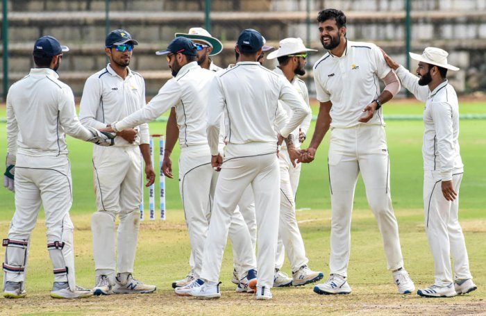 The match referee - P Ranganath - in consultation with the Karnataka State Cricket Association has decided to defer the start time.