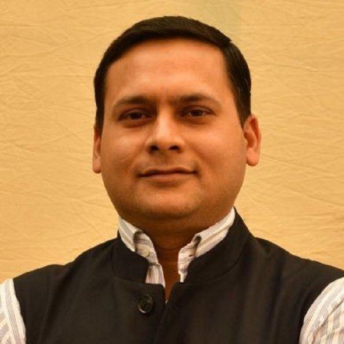 BJP IT Cell in-charge Amit Malviya. (Twitter/@amitmalviya)