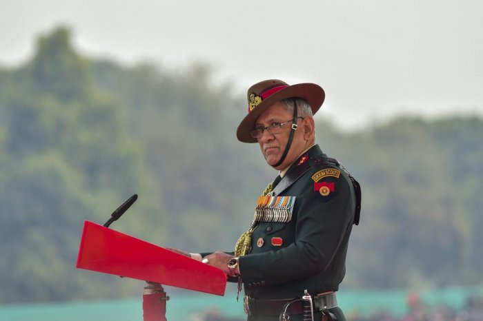 Rawat, who is due to retire on December 31 as Army Chief, is tipped to be India's first Chief of Defence Staff who will be the single-point military adviser to the government on tri-services matters.