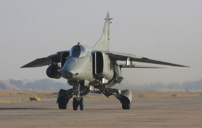The IAF exploited the Floggers-J (as it is popularly called) to the hilt during the Kargil conflict when 9 Squadron pilots took to the skies almost daily with these birds.