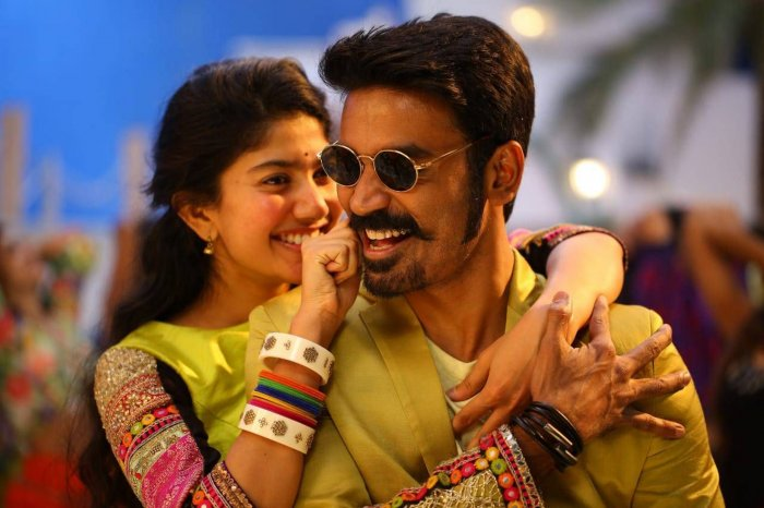 The song 'Rowdy Baby' from the Tamil film 'Maari 2' is the top trending music video on YouTube in India.