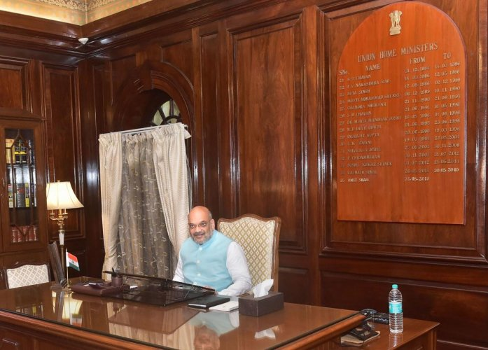 Just two months after the Narendra Modi government assumed office for the second consecutive term, Shah on August 5 announced in Rajya Sabha the decision to end the special status given to Jammu and Kashmir under Article 370 and bifurcation of the state into two Union Territories.