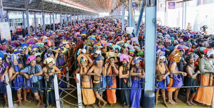 However, compared to 2017 pilgrimage season, this year's revenue is less by Rs 7 crore. (PTI Photo)