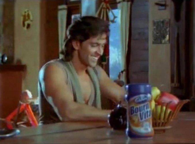 Koi...Mil Gaya and Krishh advertised Bournvita.