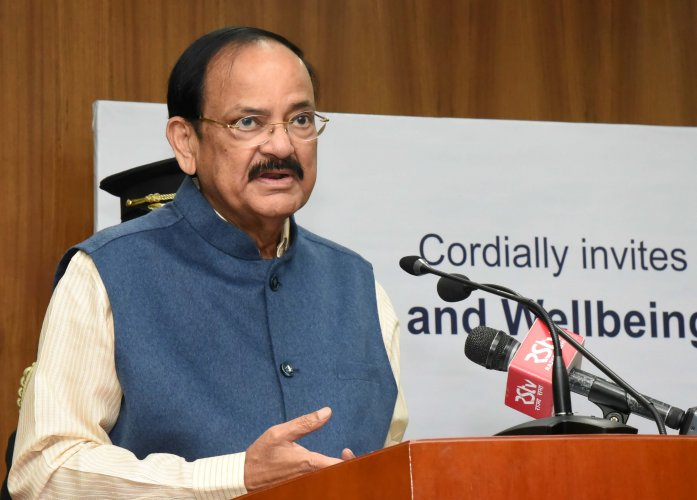 Indian Economic Association, M Venkaiah Naidu VP, non-performing assets. (PTI Photo)
