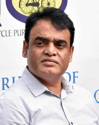 Dr C N Ashwath Narayan