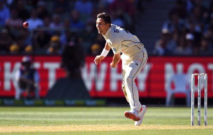 New Zealand bowler Trent Boult. (AFP file photo)