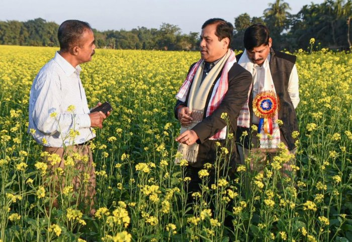 Sonowal said the people have been misled against him and the government regarding the new citizenship law. PTI file photo