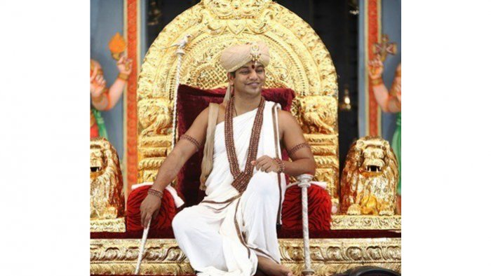 Nithyananda is currently absconding and according to various reports, he has urged the UN  to declare an island he owns near Ecuador as a Hindu island nation 'Kailaasa'.