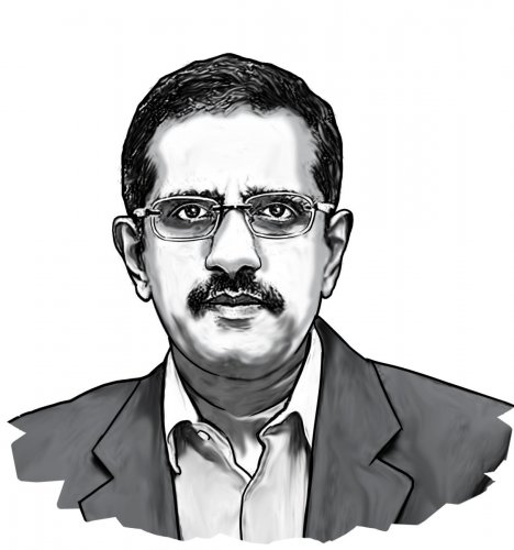 Sitaraman Shankar lives for the space between the headline and the story