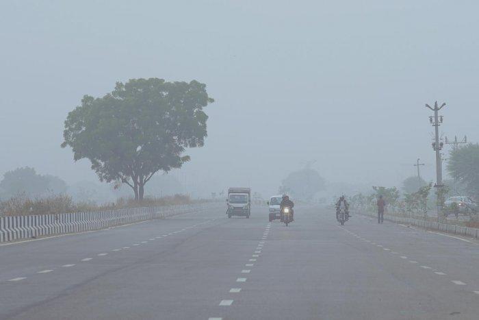 Traffic movement was affected due to dense fog in Pilani, Churu, Tonk, Jaipur, Kota, Swai Madhopur, Bundi, Bikaner, Sriganganagar and Jaisalmer districts, the official said.
