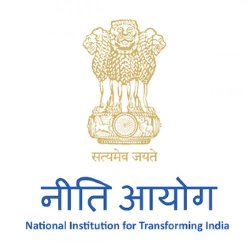 NITI Aayog logo (DH Photo)