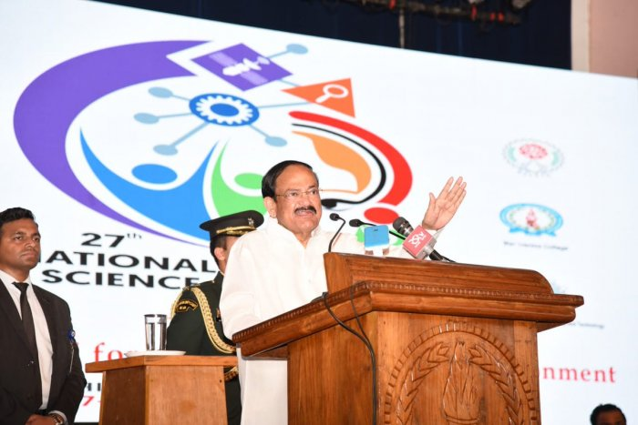 There is no dearth of talent in the country. The only thing required is to create the right ecosystem for innovation to thrive, he said addressing the valedictory session of the 27th National Children Science Congress here.