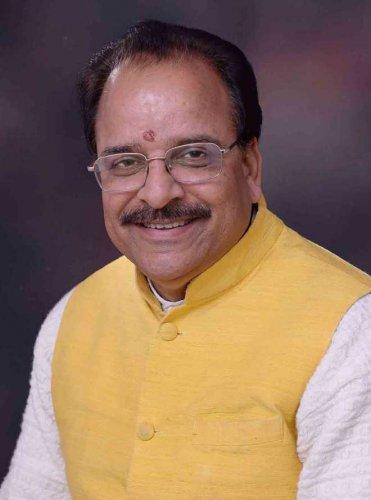 Ajay Bhatt. (Photo credit: Ajay Bhatt official website)