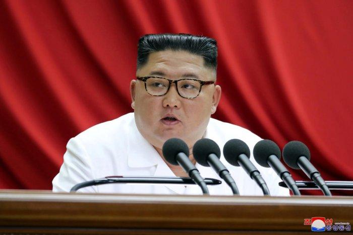 North Korean leader Kim Jong Un. (Reuters photo)