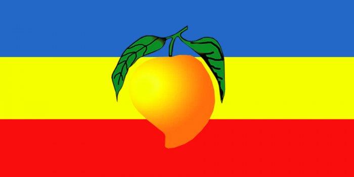 PMK Party Flag (Wikimedia Commons Photo)