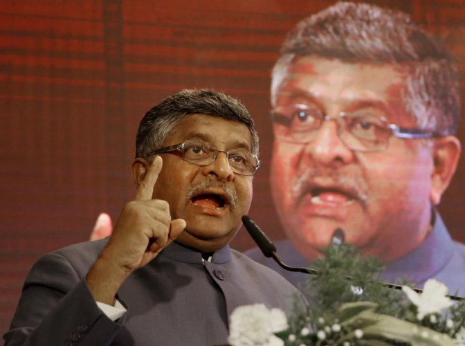 """""""Kerala Chief Minister Pinarayi Vijayan should have obtained a legal opinion in this regard,"""" Union Law Minister Ravi Shankar Prasad told reporters here on Tuesday."""