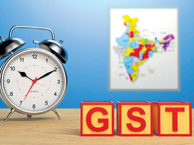 Due to slowdown, the GST collection has also been subdued putting pressure on overall revenue mobilisation effort of the government.