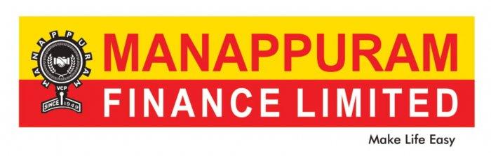 Manappuram Finance logo (Photo from www.manappuram.com)